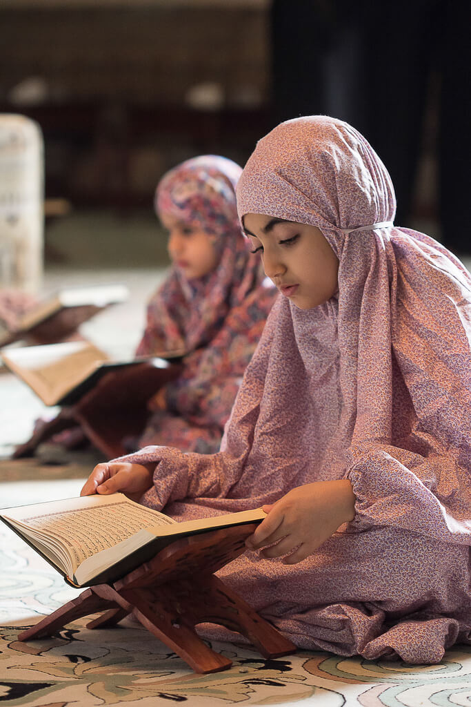 kids learn to read quran